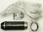 Two Brothers Full Exhaust Carbon S1r Yamaha Fj-09 / Xsr900 2015-17 And Fz-09 14-16