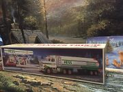 1990 Hess Truck, Toy Tanker Truck,vintage,collectible, Mint, New In Box