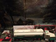 1990 Hess Truck Vintage Hard To Find Collectible
