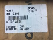 Genuine Onan Generator Rotor-exciter Assembly 201-3446