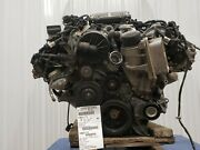 2008 Mercedes C300 204 Type Rwd Engine Motor Assy 109602 Miles No Core Charge