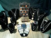 ☆ Beautiful☆45☆ Pc.lotgold100 Rep.+mixed Jewelry/gemstone Necklaces ☆ More.