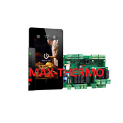 Evco Evcl328j9e Kit Vcolor 328l 7 Controllers For Bread And Pizza Ovens +vcolor