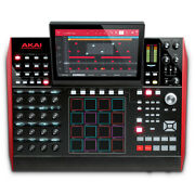 Akai Mpc X Standalone Music Production Center Workstation Sampler And Sequencer