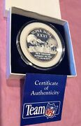 1997 Nfl Super Bowl Xxxi Proof Coin 2 Troy Oz .999 Fine Silver Round New Orleans