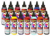 Unicorn Spit Gel Stain Glaze And Paint For Wood Glass Metal 14 Colour Set