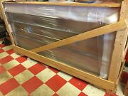 New 8 Foot Comericial Kitchen Exhaust Hood W. Make Up Air