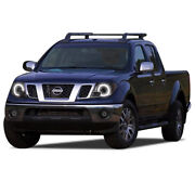 Bright White Led Headlight Halo Ring Kit For Nissan Frontier 09-16