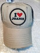 Happy Days Joanie Loves Chachi Rare Prototype Hat Cap Tv Show New With Tags