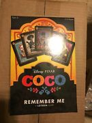 New Loteria Board Game Disney Pixar Coco Spanish Edition Remember Me Card Images