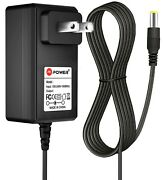 Pkpower Ac Adapter Charger For Radio Shack Pro-106 Digital Radio Scanner Power