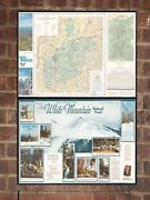 Vintage New Hampshire Print, Aerial New Hampshire Photo, Vintage Nh Pic, Old New