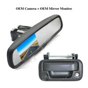 Oem Backup Camera And Replacement Mirror Monitor For Ford F250 F350 F450 2008-2016