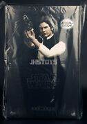 Hot Toys 1/6 Star Wars Episode Iv 4 A New Hope Han Solo Special Edition Mms261