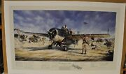 The Magnificent Fight By John Shaw Ap Edition 35 Sigs F4f Wildcats Remarqued
