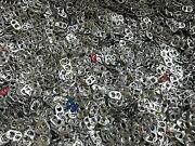 10000+ Aluminum Pop Tops Pop Tabs Pull Tabs Beer Soda