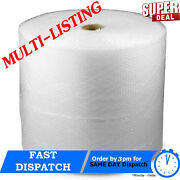 Uk Bubble Wrap Small And Large Bubble - Europeand039s Cheapest 300 500 750mm 50 / 100m