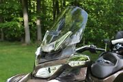 Can-am Spyder Rt/rts 28 Plus 3 F4 Customs Motorcycle Windshield