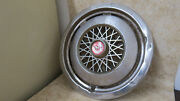 Used Oem 1974 1975 1976 1977 1978 Ford Mustang Wheelcover Hubcaps Qty 3