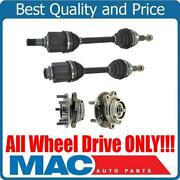 100 New Front Axles And Wheel Hubs All Wheel Drive 4x4 For Nissan Murano 09-14