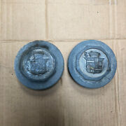 Cadillac Vintage Hub Grease Caps 1910and039s 1920and039s