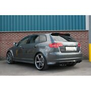 Audi Rs3 8p 11-12 Turbo-back System With High Flow Sports Catalyst