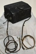 Nos 1936 Ford Ft-9 Radio Box Unit Fomoco 1930and039s