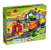 [lego] Duplo 10508 Creative Play Deluxe Train Set 2013 Version Free Shipping