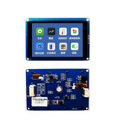 3.5 Hmi I2c Tft Lcd Display Module 480x320 Capacitive Touch Screen For Arduino