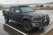 05-21 For Nissan Frontier Crew Cab Hoop Rails Running Boards Bars Side Steps