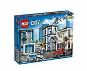 Lego 60141 City Police Station 894 Pieces Lego Block Toy
