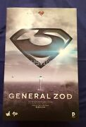 Hot Toys 1/6 Superman Man Of Steel General Zod Mms216
