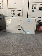 Cutler Hammer Fusible Switch Fdpw365r 400 Amps W/hardware Used