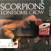 Lonesome Crow By Scorpions Germany Cd, Aug-1985, Rhino Label