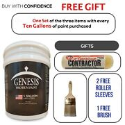 Genesis Premium House Paint Wholesale Priced Ext/ Int Free Shipping And Gifts