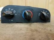 1997-01 Chevy Lumina Monte Carlo Used Oem Heat Air Climate Temp Control Switch