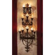 Candles Holder Wall Mount Sconce Candelabra Chandelier Candlestick Gothic Decor