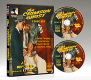 The Crimson Ghost 1946 / Charles Quigley Linda Stirling Sp Edition 2 Disc Set