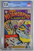 Brave And The Bold 1st Series Dc 57 1964 Cgc 7.5 Origin And 1st Metamorpho
