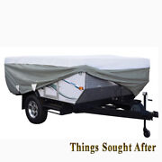 Polypro 3 Pop-up Camper Cover 14' 15' 16 Foot Folding Camping Trailer Storage Rv