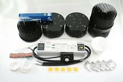 250w Cob Led Light Diy Kit Citizen Clu048-1212 And Meanwell Hlg, Ideal Holder