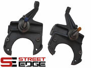 Street Edge 73-87 Chevy/gmc C10 2wd With 1 Rotor 3 Drop Lowering Spindles