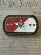 General Martin Dempsey 37th Chief Of Staff Of The Army Csa Challenge Coin