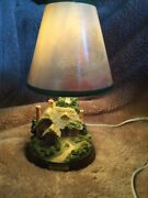 Thomas Kinkade Everetts Cottage Lamp Great Condition Collectors Beautiful