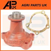 Leyland 154 Nuffield 4/25 425 1500cc Tractor Water Pump With Pully And Gasket