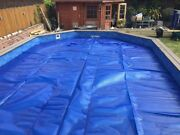 Sunsoka Swimming Pool Solar Bubble Covers For All Sizes