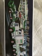 2013 Hess Toy Truck And Tractor New In Box With The Original Bag-mint