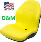 To Fit John Deere Tractor Seat 4200 4500 4210 4310 4410 4510 4610 4710 4300