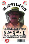 Mr. Johnand039s Bug Net For Hats
