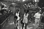 Garry Winogrand Women Are Beautiful C. 1970 / Silver Print / Signed / Gw78